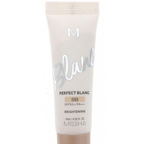 BB-крем Missha M Perfect Blanc SPF50+/PA+++ Mini, 10 мл