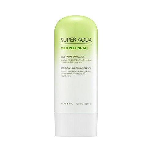 Пилинг-скатка Missha Super Aqua Mild Peeling Gel