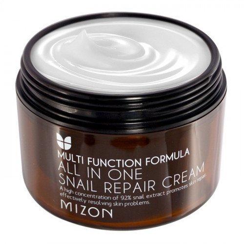 Улиточный крем Mizon All In One Snail Repair Cream XL