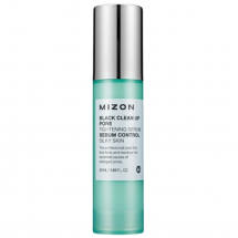 Кислотная сыворотка Mizon Black Clean Up Pore Tightening Serum