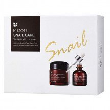 Набор Mizon Snail Care Two Birds with One Stone Set