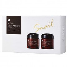 Набор Mizon Twice Younger Set All In One Snail Repair Cream