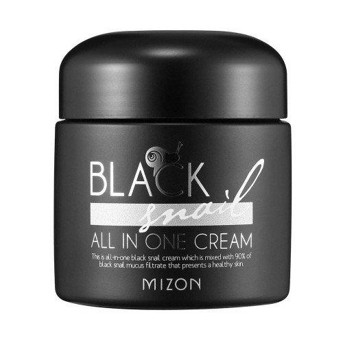 Крем с чёрной улиткой Mizon Black Snail All In One Cream