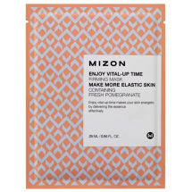 Разглаживающая маска Mizon Enjoy Vital Up Time Anti-Wrinkle Mask