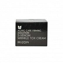 Крем с миорелаксирующим эффектом Mizon S-Venom Wrinkle Tox Cream