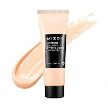 Увлажняющий BB крем Mizon Correct BB Cream SPF50+/PA+++