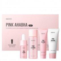 Набор средств с кислотами Nacific Pink AHA BHA Kit