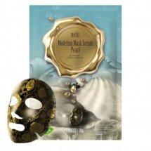 Фольгированная маска с экстрактом жемчуга Nohj Pearl Modeling Mask Serum