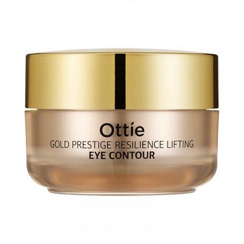 Крем для відновлення і ліфтингу шкіри навколо очей Ottie Gold Prestige Resilience Lifting Eye Contour