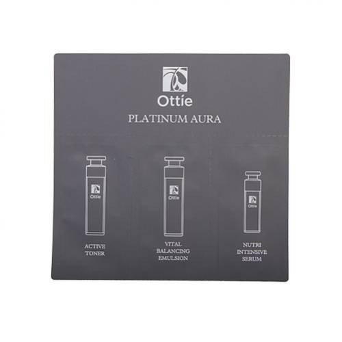 Набір пробників Ottie Platinum Aura