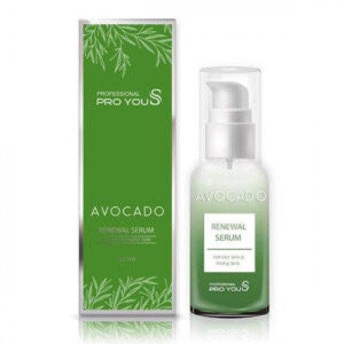 Сыворотка против морщин с экстрактом авокадо Pro You S Avocado Renewal Serum
