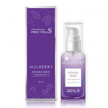 Успокаивающая сыворотка для сияния кожи с экстрактом шелковицы Pro You S Mulberry Radiance Serum