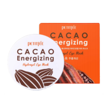 Гідрогелеві тонізуючі патчі для очей з екстрактом какао PETITFEE Cacao Energizing Hydrogel Eye Patch