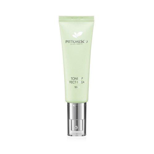 Крем для выравнивания тона кожи Pittoresco Tone Up Effect Cream