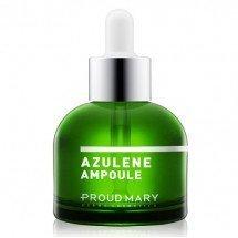 Ампульная сыворотка с азуленом для увлажнения проблемной кожи Proud Mary Azulene Ampoule