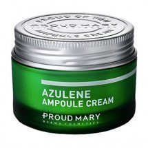 Крем с азуленом для проблемной кожи Proud Mary Azulene Ampoule Cream