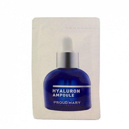 Зволожуюча ампульне сироватка з гіалуроновою кислотою Proud Mary Hyaluron Ampoule Tester