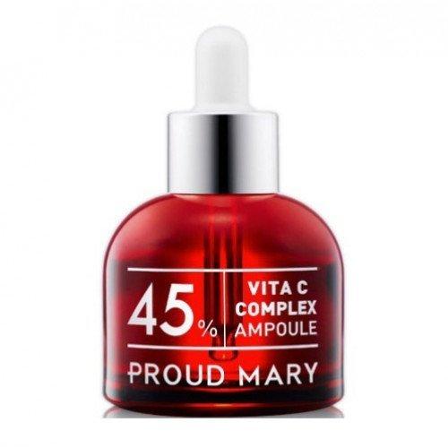 Осветляющая ампульная сыворотка с витамином СProud Mary Vita C Ampoule
