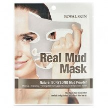 Маска с натуральной глиной Royal Skin Real Mud Mask