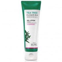 Гель-лосьон с чайным деревом Scinic Tea Tree Gel Lotion