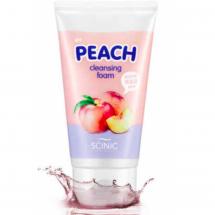 Пенка с экстрактом персика Scinic My Peach Cleansing Foam