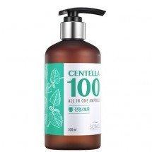 Увлажняющая и успокаивающая сыворотка Scinic Centella 100 All In One Ampoule