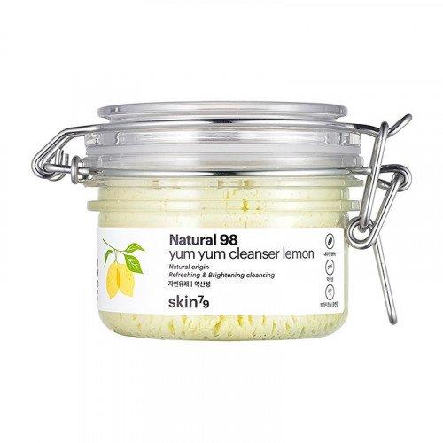 Очищающий мусс с экстрактом лимона Skin79 Yum Yum Cleanser Lemon