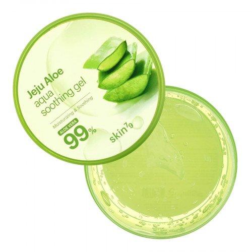 Гель алое Skin79 Jeju Aloe Aqua Soothing Gel
