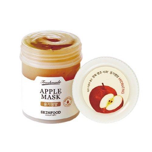 Увлажняющая маска с яблочным экстрактом Skinfood Freshmade Apple Mask