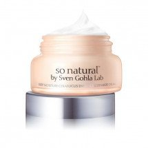 Крем с церамидами So Natural Deep Moisture Cerafocus Enhance Ceramid Cream
