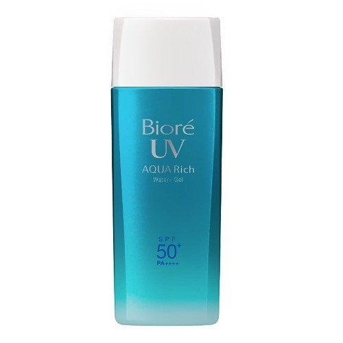 Солнцезащитный увлажняющий гель Biore UV Aqua Rich Watery Gel SPF50+/PА++++
