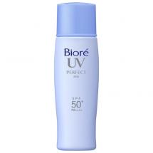 Матирующее солнцезащитное молочко Biore UV Perfect Milk Sunscreen SPF50+ PA++++