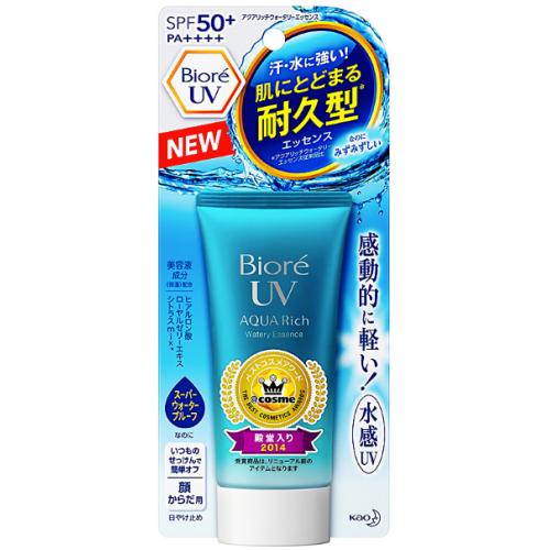 Biore UV Aqua Rich Watery Essence SPF 50+ PА+++