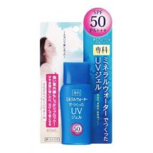 Солнцезащитный гель Shiseido Senka Mineral Water UV Gel SPF50/PA+++