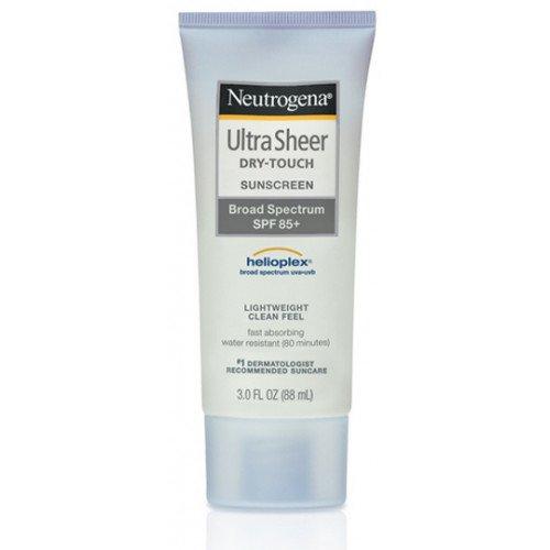 Cолнцезащитный крем Neutrogena Ultra Sheer Dry-Touch Sunscreen SPF 85+