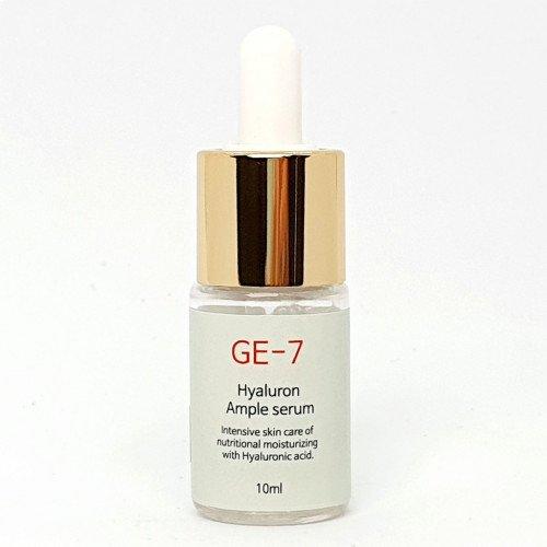 Ампульная сыворотка с гиалуроновой кислотой GE-7 Hyaluron Ampoule Serum, 10 мл