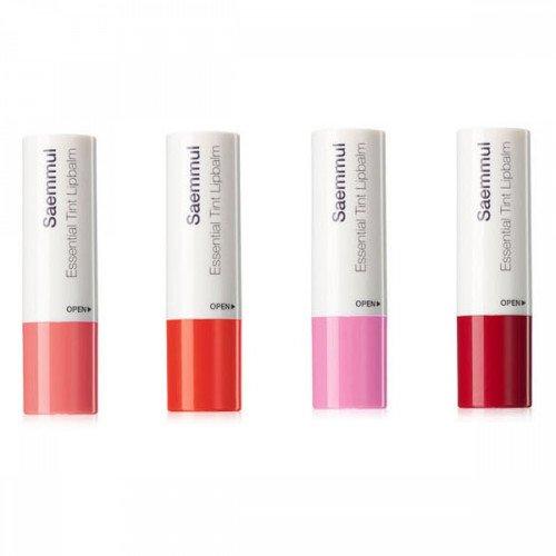 Увлажняющий тинт-бальзам The Saem Saemmul Essential Tint Lip Balm
