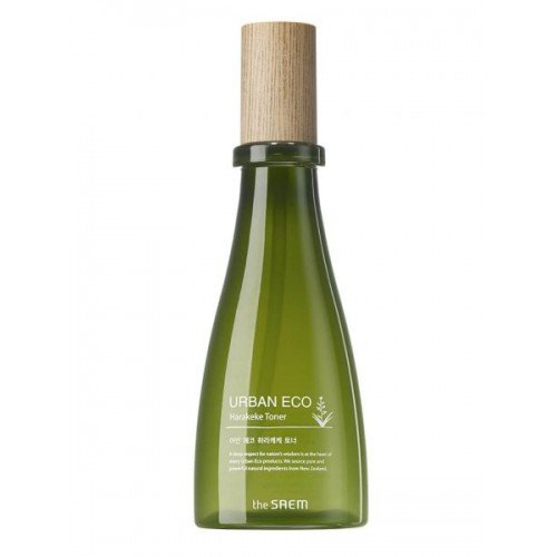 Тонер с новозеландским льном The Saem Urban Eco Harakeke Toner