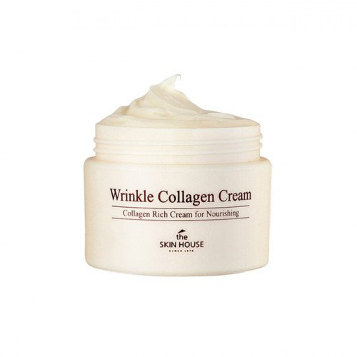 Антивіковий ліфтинговий крем The Skin House Wrinkle Collagen Cream