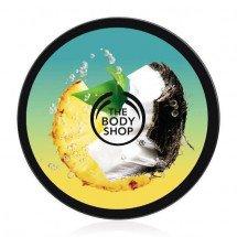 Баттер для кожи после загара The Body Shop Limited Edition Piñita Colada Body Butter