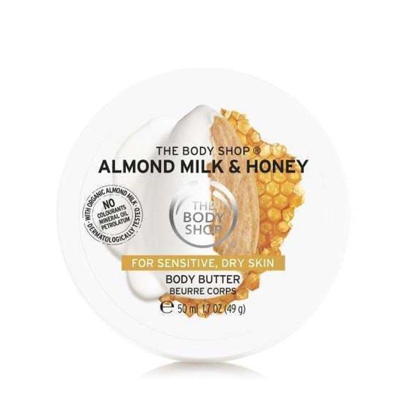 0f4827381071b The Body Shop Almond Milk & Honey Body Butter купить - MIMISHOP