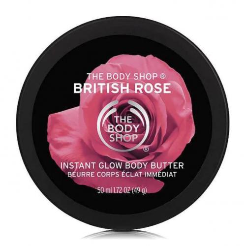 Баттер для тела The Body Shop British Rose Body Butter