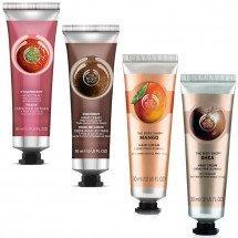 Крем для рук с маслами The Body Shop Hand Cream