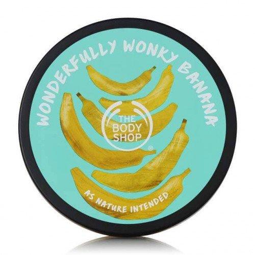 Баттер для тела The Body Shop Limited Edition Banana Nourishing Body Butter