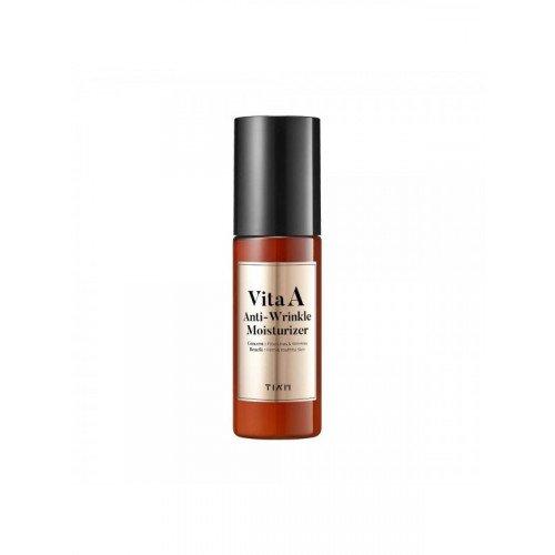 Антивозрастная эмульсия с витамином А и морским коллагеном TI'AM Vita A Anti-Wrinkle Moisturizer
