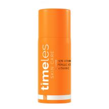 Сыворотка с витамином С + Е и феруловой кислотой Timeless Skin Care 10% Vitamin C + E Ferulic Acid Serum, 15 мл