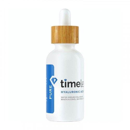 Сыворотка с гиалуроновой кислотой Timeless Skin Care Hyaluronic Acid Serum 100% Pure 1 oz