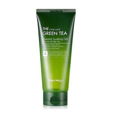 Увлажняющий гель Tony Moly The Chok Chok Green Tea Essential Soothing Gel