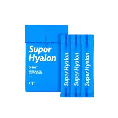 Увлажняющая ночная маска с гиалуроновым комплексом VT Cosmetics Super Hyalon Sleeping Mask