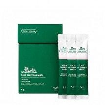 Нічна маска для чутливої і проблемної шкіри VT Cosmetics Cica Sleeping Mask